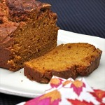 Heart Healthy Pumpkin Bread