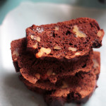 chocolate tea bread