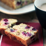 Quick Cranberry nut bread