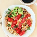 Smoky Quinoa Breakfast Bowl