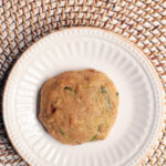 Soft baked zucchin bread cookies