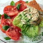 Tuna Salad with Citrus Vinaigrette