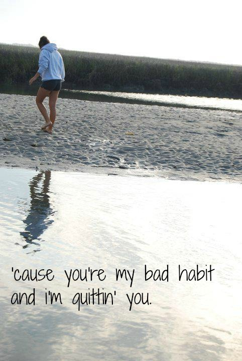 Quittin' You: Walk away from your bad habits