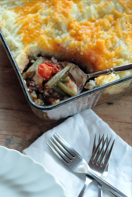 Contemporary Shepard's Pie