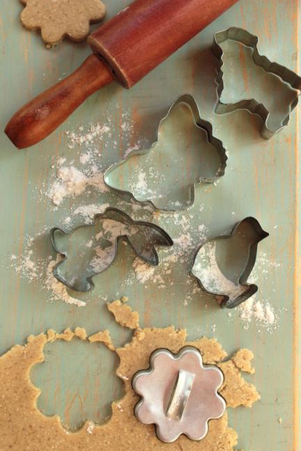 Plain Jane cutout cookies