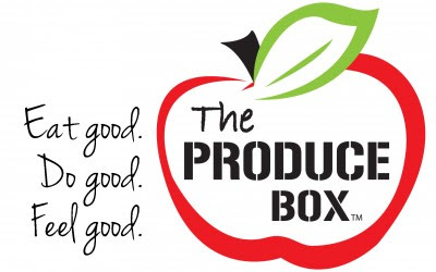Eat good, do good, feel good:the produce box