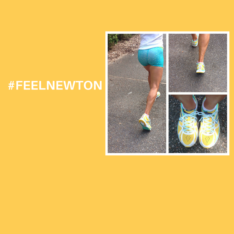 Newton Kismet Running Shoe; #feelNewton