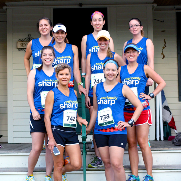 Cabot fit Team/beach to beacon 10K
