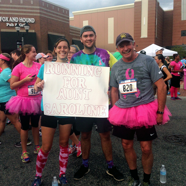 RUN FOR THE TA TAS 5K