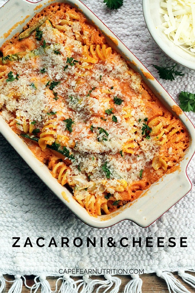 Zacaroni and Cheese