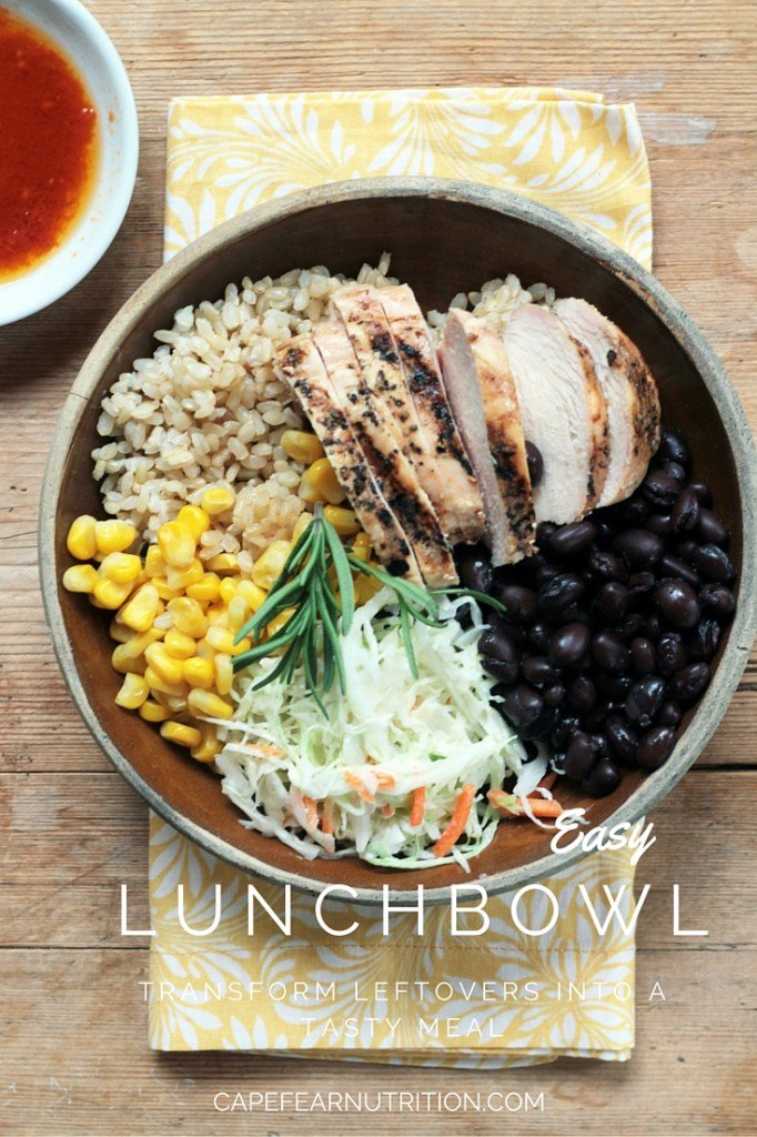 Easy lunchBowl