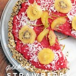 Strawberry Kiwi Pie