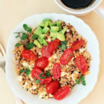 Smoky Quinoa Breakfast Bowl