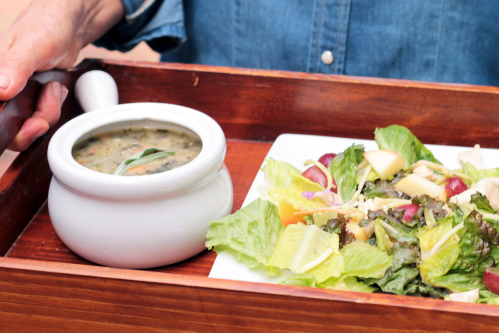 Copy Cat Panera Salad
